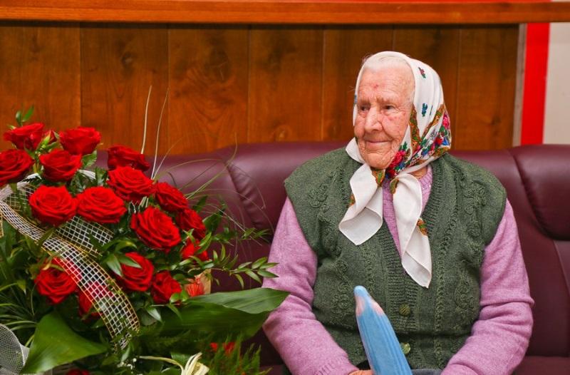 MAJDAN SOPOCKI II Anna Pyc skończyła 100 lat
