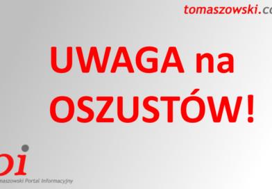 UWAGA! Zachowaj ostrożność podczas transakcji internetowych