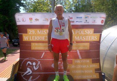 TOMASZÓW Złoty Henryk Ostrykiewicz
