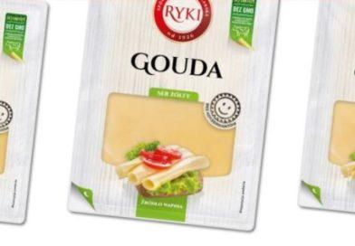 Wycofano ser żółty gouda z Ryk