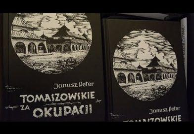 """TOMASZÓW Promocja książki """"Tomaszowskie za okupacji"""""""