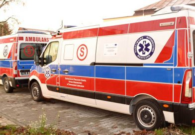 TOMASZÓW Szpital ma dwa nowe ambulanse