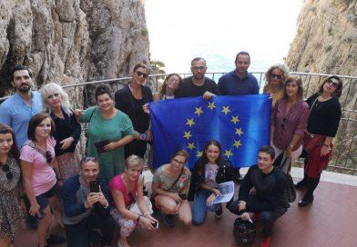 TOMASZÓW Szkoła ICO realizuje projekt ERASMUS+
