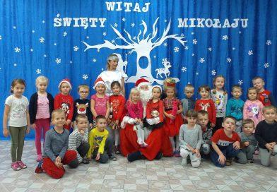 TOMASZÓW Kochany Mikołaj w Jedyneczce