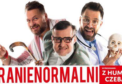 TOMASZÓW Kabaret Paranienormalni – Z humorem czeba żyć