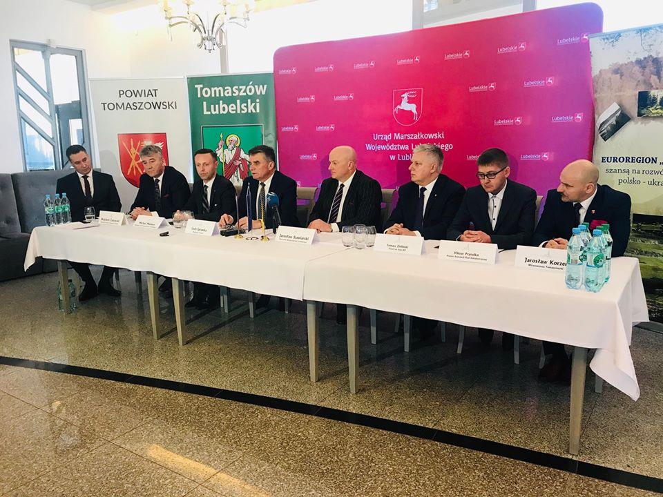 TOMASZÓW Euroregion Roztocze szansą na rozwój