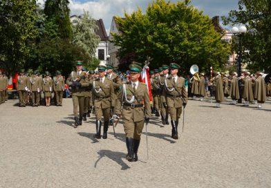 TOMASZÓW Wojewódzkie obchody powstania Nadbużańskiego Oddziału Straży Granicznej