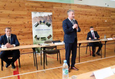 TOMASZÓW Powołano stowarzyszenie Euroregion Roztocze