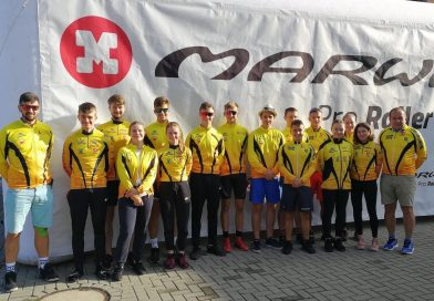 9 medalipodczas inauguracji Pucharu Polski Marve Cub