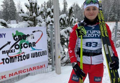 NARCIARSTWO Monika Skinder triumfowała w Zakopanem