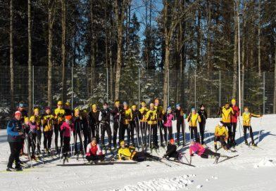 NARCIARSTWO Tomaszowscy narciarze najlepsi w klasyfikacji