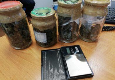 TOMASZÓW Tymczasowy areszt za posiadanie narkotyków