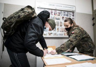WOT Blisko 100 żołnierzy rezerwy zasiliło szeregi 2 LBOT
